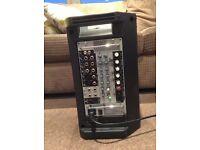 Yamaha Portable PA System