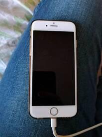 iPhone 6 - 16gb - Gold - O2
