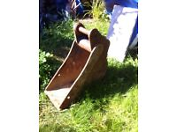 Digger Trench Bucket 3 Tonne