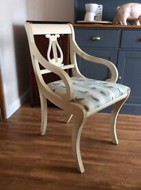 Shabby Chic Dining Chairs SOLD