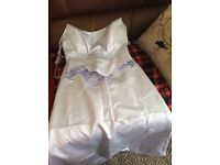 Bridesmaid/evening outfit size 10-14