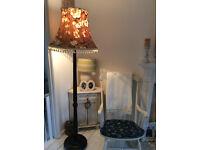Beautiful Old Standard Lamp in VGC