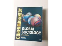 Global Sociology by Cohen and Kennedy 2nd edition