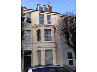 Spacious, bright, 2 bed flat, West Hoe