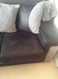 Doulble sofa bed perfect condition