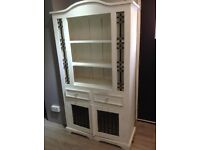 Small White Shabby Chic Dresser