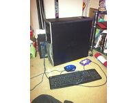 Gaming pc with steam account for sale or for trade for Xbox one! No monitor!