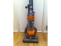 dyson dc025 hoover with 3 tools