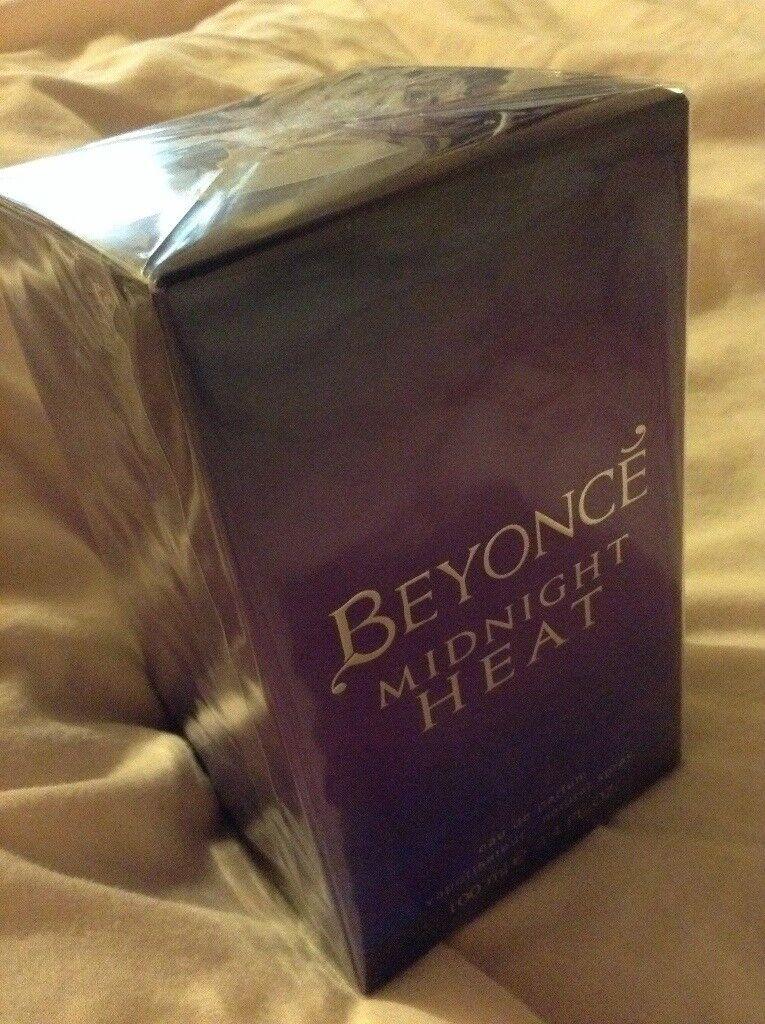Beyoncé midnight heat perfume 100ml