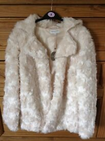 Ladies fur jacket