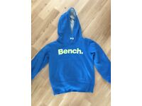 5-6 years BENCH hoodie fantastic condition