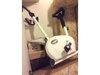 Body sculpture exercise bike BC 150 white as new