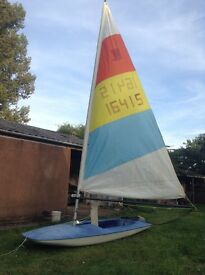 Topper Dinghy