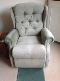 Rise, Recline and Tilt Electric Chair for Sale