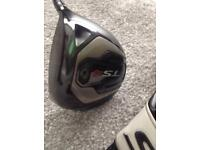 Titleist ts4 9.5degree xstiff driver