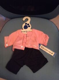 Bear factory outfit Brand new with original tag.