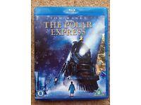 The Polar Express in Blu ray