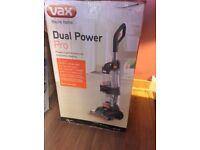 Brand new, still boxed VAX carpet washer.