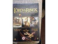 The Lord of the Rings- The motion picture trilogy