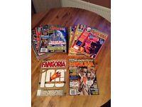 Fangoria magazines