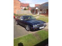 Jaguar - Daimler XJ 4.0lt V8 Supercharger