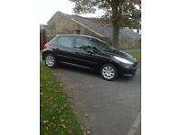 Here for sale I have a Peugeot 207 s 1.4 petrol 06 plate with full 12 month mot,
