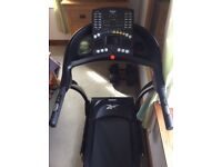 Reebok zr8 treadmill, excellent condition