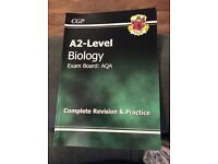 A2 Level Biology - Complete Revision and Practice