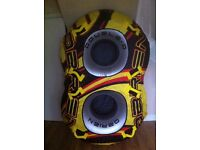 Double donut towable - O'Brien, fantastic used condition