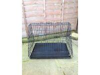 Medium dog cage by Ellie Bo