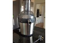Philips Avance Collection Juicer - hardly used