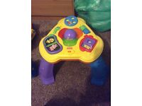 Fisher price toddler play musical table