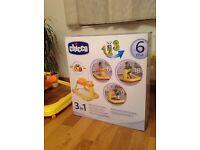 Chicco 3in1 baby walker