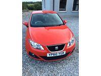 2010 seat Ibiza sport 1.4l