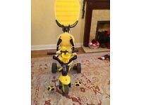 Smart Trike 3 in 1 Zoo Bee