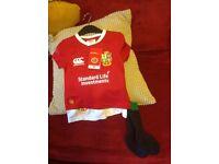 British & Irish Lions Kit - 0 years