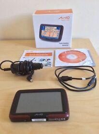 Navman Mio M400 GPS Receiver