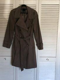 ladies mac coat