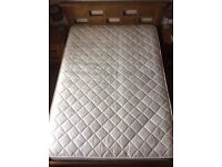 Double Bed (4ft6) Spring-Loaded Mattress FOR SALE