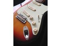 Fender Custom Shop Classic Player Stratocaster 2001