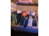 Age 3-4 to 4-5 shirts jumpers Ralph Lauren, river island, next, and junior j