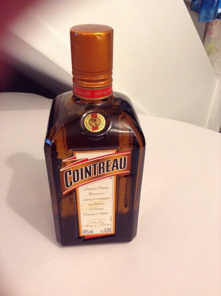 0.5ltr bottle of Cointreau unopened as new, would make a nice gift for christmas