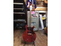 Aria/Diamond DC Les Paul Junior Made In Japan