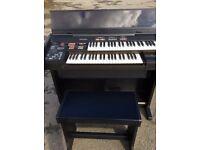 Technics MIDI EX30(L) electric organ very good condition £100
