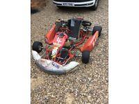 Junior Rotax Go-Kart