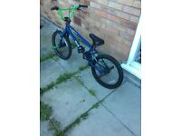 BMX Hustle Bike