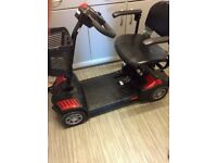 Scout pride mobility scooter excellent condition