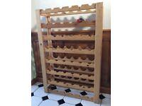 48 Bottle of Wine Rack