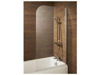 Shower screen 800mm x 1400mm - £60 ono