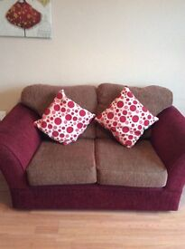 For sale 2 seater sofa